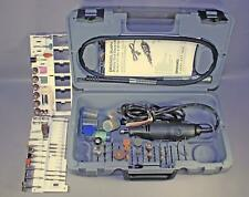 New listing Dremel Multipro Variable Speed No 395 Type 5 W/Case, Flex Shaft, Acc, Inst. Usa