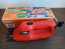Black & Decker Gs500 Cordless Grass Shear 3.6V with Charger 148000-12 8.9V 340mA