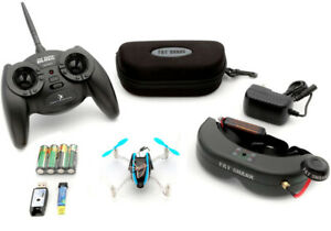 Blade BLH7200 Nano QX FPV RTF w/ Radio / Battery / Charger / Fat Shark Headset
