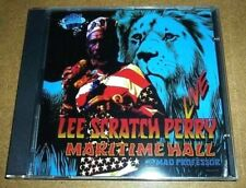 Lee Scratch Perry - Live At Maritime Hall / CD / 1997 / OVP Sealed / Reggae