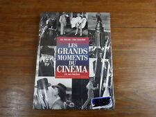 TAYLOR & LEGUEBE Les Grands Moments du Cinema SOLAR 1989 Livre neuf