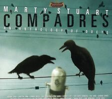 Marty Stuart - Compadres: An Anthology of Duets [New CD]