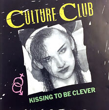 Culture Club CD Kissing To Be Clever - England (EX/EX)