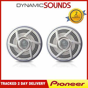 "Pioneer TS-MR1600 16cm 6.5"" Dual Cone White Marine Speakers"