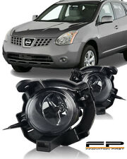 For 2008-2010 Nissan Rogue Fog Light Kit Clear Lens Complete Kit Wiring+Switch