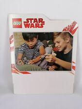 LEGO Papp Aufsteller Star Wars