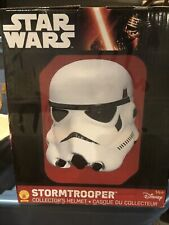 Star Wars Stormtrooper Collector's Helmet -  Adult