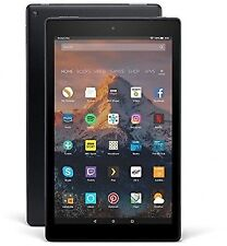 Amazon Fire HD 10 Tablet With Alexa 2017 - 32gb Black