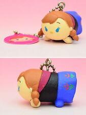 Disney Tsum Tsum Swing Mascot PVC Keychain Figure Frozen ~ Princess Anna @83967