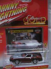 1981 Datsun 280ZX Turbo Cherry Red*RR* Johnny Lightning Auto World 1:64   *SALE*