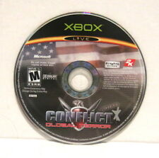 Xbox Conflict: Global Terror (Microsoft, Xbox, 2005) Disc Only READ