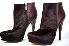 CIRCUS BY SAM EDELMA JACEY WOMEN US 7.5 (38) ANKLE BOOT NWNB PLATFORM PUMP