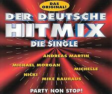 DER DEUTSCHE HITMIX - Die Single - 5 Tracks
