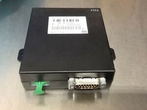 2000 - 2006 MERCEDES BENZ S430 S500 W220 VOICE COMMAND CONTROL SYSTEM MODULE OEM
