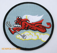 302nd FIGHTER SQUADRON TUSKEGEE AIRMEN HAT XL PATCH US ARMY AIR CORPS PIN UP WOW
