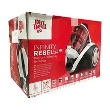 Dirt Devil DD5254-0 Infinity Rebel 54HE Vacuum Cleaner PRE-OWNED