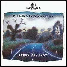 PAUL KELLY & THE STORMWATER BOYS - FOGGY HIGHWAY CD ( KASEY CHAMBERS ) *NEW*