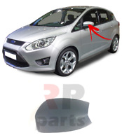 FOR FORD C-MAX 10-18, FORD KUGA 08-13 WING MIRROR COVER CAP FOR PAINTING LEFT