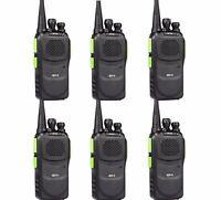 6x Baofeng GT-1 UHF 400-470Mhz Two-way Ham Radio 5W FM Walkie Talkie > BF-888s