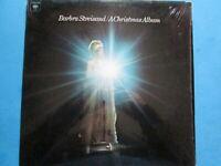 Barbra Streisand A Christmas Album Columbia 9557 LP record album
