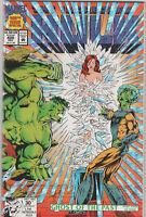 Incredible Hulk #400 VF/NM 1992 Marvel Dale Keown Prism Cover
