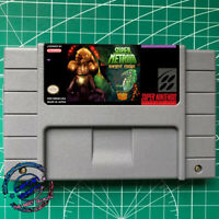 Super Metroid Ancient Chozo SNES USA Version FREE SHIPPING