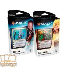 Magic The Gathering - Dominaria - Teferi & Chandra Decks