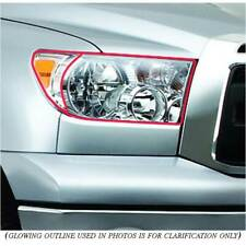 Husky Pre-Cut Clear Headlight Protection Film For Toyota Tundra/Sequoia 07-13