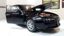 Modellini statici di auto, furgoni e camion WELLY argento per Alfa Romeo