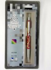Parker Vector Special Edition CT Ballpoint Pen Ballpen Brown & Gold New Sealed