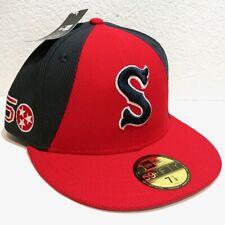SALEM RED SOX New Era Hat MOOKIE BETTS Designed Size 7 1/8 Boston MiLB RARE