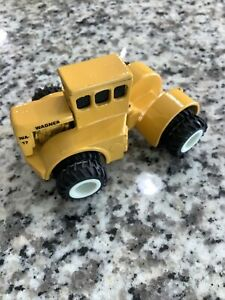 1/64 OLD WAGNER WA17 4WD TRACTOR, Yellow VERY HARD TO FIND, MADE BY MARTIN FAST