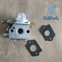 Carburetor for ECHO WALBRO WT-424 WT-424C SRM2400 GT-2400 SRM-2450 Trimmers
