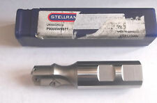 STELLRAM UNIDRILL UNI DRILL CARBIDE INSERT THRU COOLANT P9300W-9377 UKNS 025314