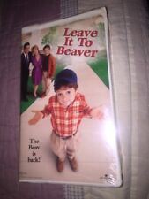 Leave it to Beaver (VHS, 1998, Clam Shell) NEW SEALED