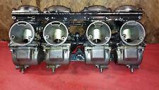 Kawasaki Z 650 Vergaser Anlage  carburetor carbs