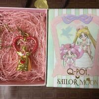 Sailor Moon Q-pot. Candy Carillon Bag Charm limited F/S JAPAN