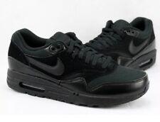 NWT Nike Air Max 1 Essential Retro Shoes - Triple Black - 537383-020 - SZ-10.5