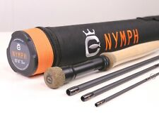 Cortland Nymph Series 10 FT 6 IN  3 WT  Fly Rod - FREE FAST SHIPPING