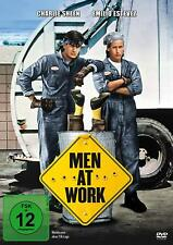 MEN AT WORK (DVD) - SHEEN,CHARLIE/ESTEVEZ,EMILIO   DVD NEU
