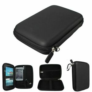 7 Inches GPS Navigation Protection Protector Case Carry Shell PU Bag Cover