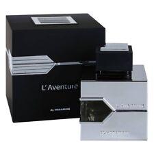 L' Aventure 100ml EDP Sprayby Al Haramain Perfume Jasmine  WoodyLemonAmber