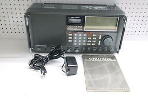Nice Used Grundig Satellit 800 Millennium Shortwave AM FM Radio Receiver Working