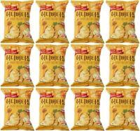 Korean Snack HAITAI HONEY BUTTER CHIP MINI 30g x 12Pack Popular Potato Chip