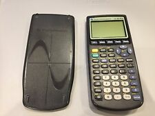 Texas Instruments TI-83 Plus Graphing Calculator. Works Well.  New Batteries inc
