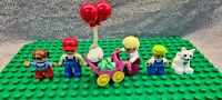 Lego Duplo Family Figures Mum, Dad, Baby & Children **Free UK Delivery**