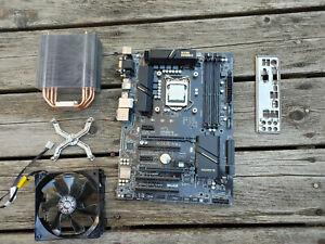 Intel i5 6400, Gigabyte GA-H170-D3HP Motherboard Combo; CM Hyper 212 Evo Cooler
