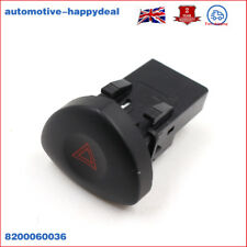 8200442723 FOR RENAULT CLIO MK2 HAZARD WARNING LIGHT EMERGENCY SWITCH BUTTON