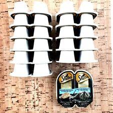 Sheba Cat Food Cuts White Fish Tuna Perfect Portion 12 Ea - 24 1.3oz Servings