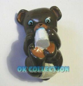 BABY BEAR MAGICO PANNOLINO AZZURRO CUCCIOLI GIG - personaggio in pvc 5 cm